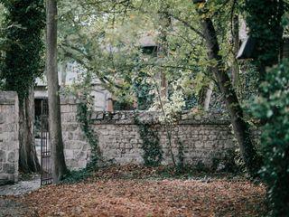 Abbaye de Cercanceaux 2