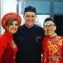 Le mariage de Hulo Raphaelle et Code-Cuisine 22