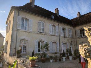 Château d'Autigny la Tour 1