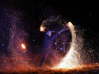 Firelight - Spectacle de feu et de led 2