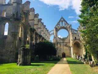Abbaye de Longpont 1
