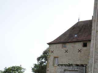 Château de Beauvoir Bourbonnais 2