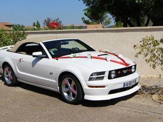 Mustang Wedding 7