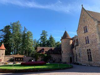 Château de Peufeilhoux 2