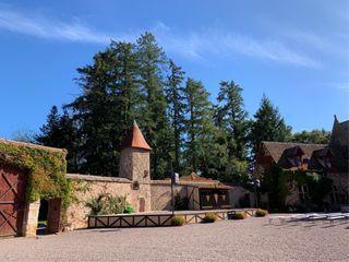 Château de Peufeilhoux 3