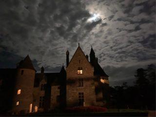 Château de Peufeilhoux 4