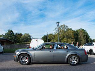 Wedding Cars Lorraine 1