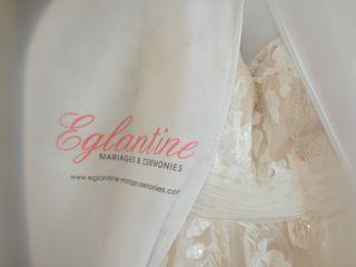 Eglantine Mariages & Cérémonies Lyon 1
