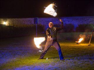 Firelight - Spectacle de feu et de led 2