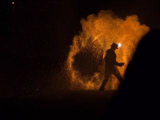 Firelight - Spectacle de feu et de led 5