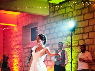 Les Mariés d'Ysatis - Cours de Danse 4