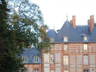 Château de Fleury la Forêt 1