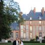 Le mariage de Jacob Okopny et Château de Fleury la Forêt 4