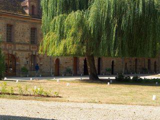 Abbaye de Vauluisant 2