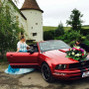 Le mariage de Ludivine Cordier et Location Ford Mustang Lorraine 7