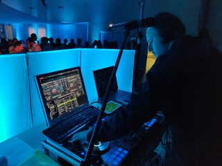 DJ Night Animation 3