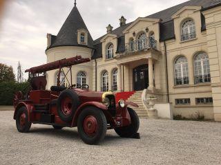 Château de Nizy Le Comte 5