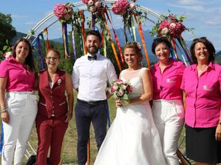 "La team ""Sophie Wedding Planner"" 2"