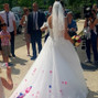Le mariage de Vanessa Dell'ova et Ceremony Day - Robe de mariée sur-mesure 5