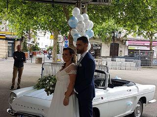 Mariage en Caravelle 2