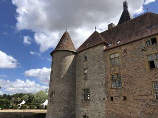 Château de Beauvoir Bourbonnais 1