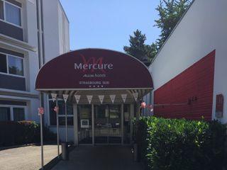Mercure Strasbourg Aéroport **** 5