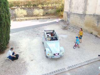 2CV en Provence 4