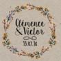 Le mariage de Clémence et Dod Illustratrice 6