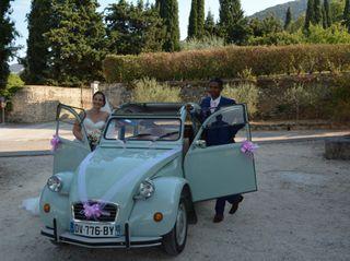 2CV en Provence 5