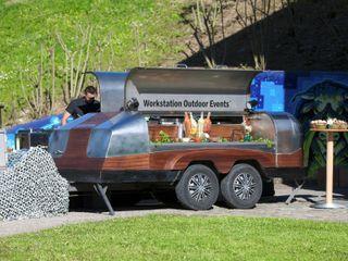 WorkStation Plancha, Barbecue et Wok 2