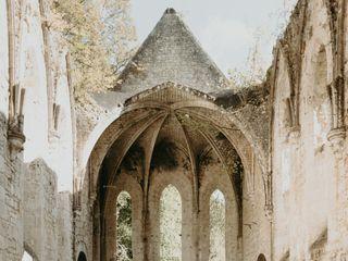Abbaye Fontaine-Guérard 1