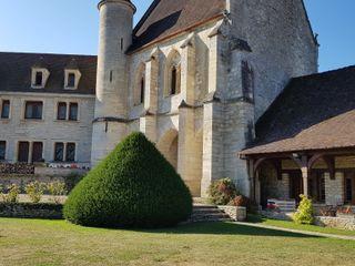 Le Manoir de Saint Germer 1