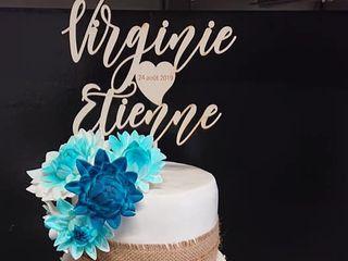 Lydie's Cake 1