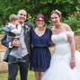 Le mariage de FLORENCE MOUFLE et Dentelle et Cravate Noire 17