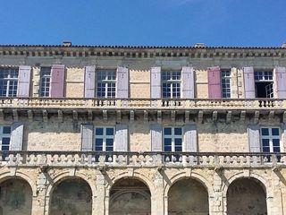 Château de Poudenas 1