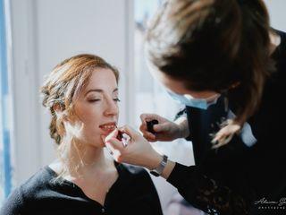 Camille Delattre Maquillage Coiffure 1