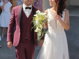 La mariée de Lol & Esté 3