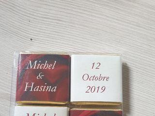 Chocolat de Mariage 1
