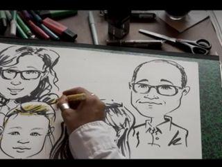 Sya-Artworks - Caricatures 1