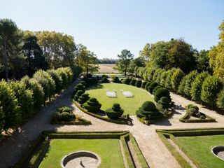 Orangerie du Château de Lacoste 4