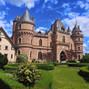 Le mariage de Alexia Dimanchin et Château de Maulmont 7