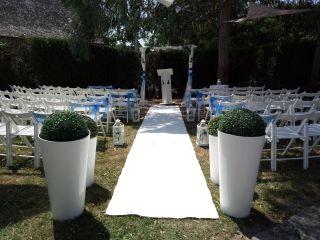 Esprit Fête Wedding planner 5