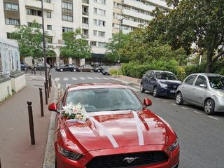 Location Ford Mustang 2