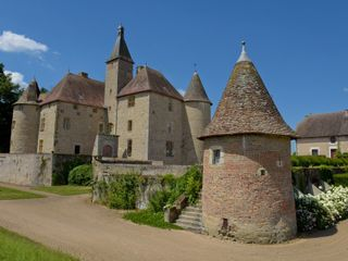 Château de Beauvoir Bourbonnais 6