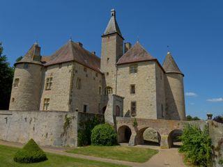 Château de Beauvoir Bourbonnais 7