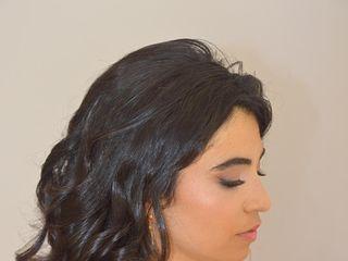 Laëtitia Toledano - Hair & Makeup Artist 2