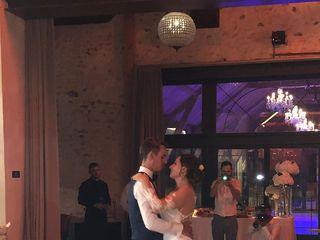 Les Mariés d'Ysatis - Cours de Danse 1