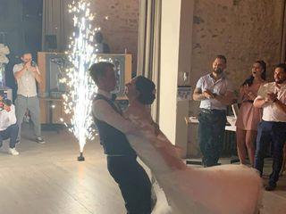 Les Mariés d'Ysatis - Cours de Danse 2