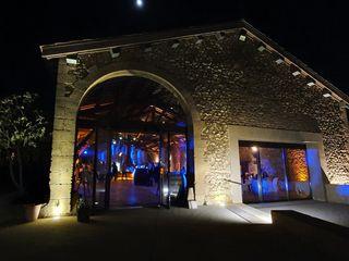 Salle Fenière - Domaine de Sulauze 2