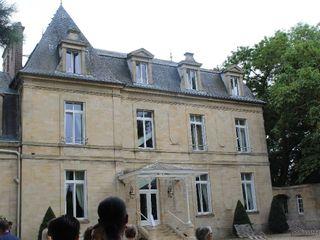Château de Précy Sur Oise 1